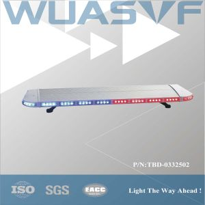 Aluminiun Alloy Shell Red and Blue LED Light Bar pictures & photos