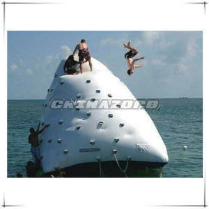 Giant Inflatable Water Iceberg Authentic Quality with Good Price