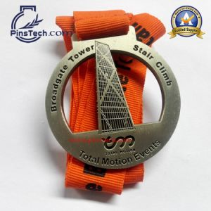 Climbing Medal Awards with Antique Finish pictures & photos