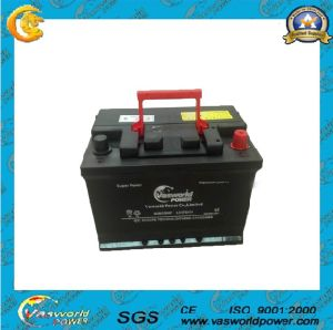 Best Selling Rechargeable DIN50L Mf Car Lead Acid Battery pictures & photos