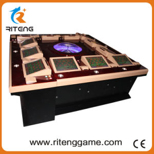 17 Inch Touch LCD Display Casino Roulette Table Machine Electronic Roulette pictures & photos
