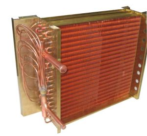 High Exchanger Rate Copper Tube Evaporator pictures & photos