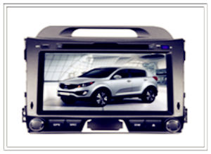 Special Two DIN Car DVD for KIA Sportage R 2011 pictures & photos