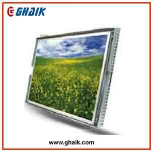 High Quality Industrial 15 LCD Monitor with DVI/VGA Input