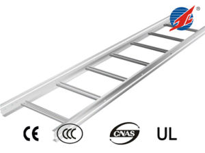 Hot DIP Galvanized Steel Ladder Cable Tray with UL, CE