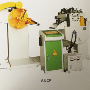 a Simple 3 in 1 Uncoiling Straightening Machine pictures & photos