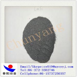 Casi Powder / Calcium Silicon Metal Powder 100 Mesh pictures & photos