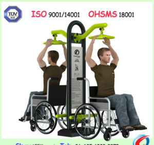 Disabled Outdoor Playground Handicapped Grm Park Fitness Equipment pictures & photos