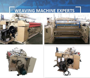 Jlh740 Cotton Medical Gauze Bandage Weaving Air Jet Loom Machine pictures & photos