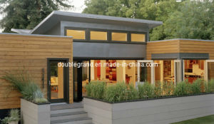 Prefabricated Living House, Sandwich Panel Wall and Roof House pictures & photos