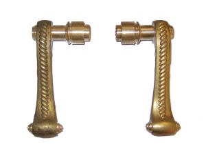Solid Brass Alloy Door Lock Handle pictures & photos