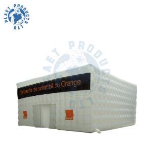 10m Nylon Inflatable Tent Cube CE, UL, SGS, En71, En14960