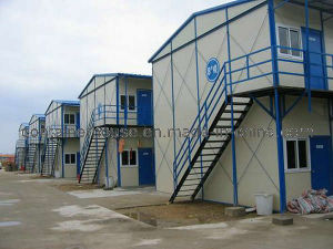 Prefab Steel Structure Home pictures & photos