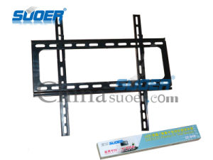 "Suoer Factory Price TV Wall Mount 26"" to 57"" LCD TV Wall Mount TV Mounting Bracket for LCD/ Plasma TV (LCD-2657 Blue box) pictures & photos"