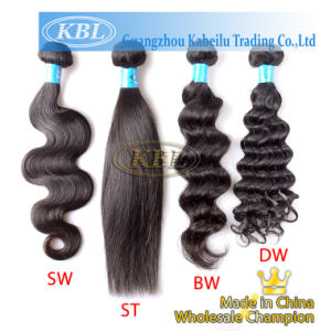Kbl 100% Original Natural Hair Weave pictures & photos