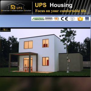 Modern Beautiful Green Modular Low Cost Prefab House Design pictures & photos