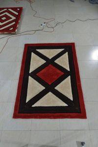 Anti-Slip Square Tile Carpet Bathroom Decoretion Carpet pictures & photos