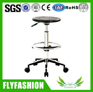 Cheap Price Good Quality Adjustable Lab Chair with Wheels (PC-33) pictures & photos