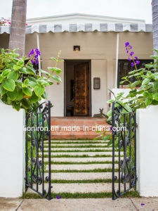Hand Forged Main Wrought Iron Gates From Professional Manufacturer pictures & photos