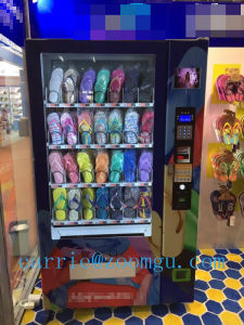 Shoes/ Slippers Vending Machine pictures & photos