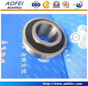 High speed best quality pollow block bearing UC306 insert bearing pictures & photos