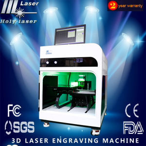 China Popular Laser Engraving Machine/3D Inside Crystal Laser Engraving Machine pictures & photos