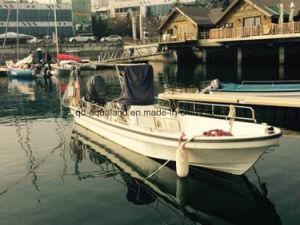 China Aqualand 19feet 23feet 5.8m 7m Fiberglass Fishing Boat (230) pictures & photos