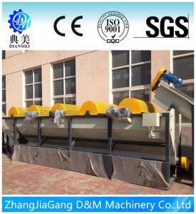Waste Plastic PP Woven Bags Washing Recycling Machine pictures & photos