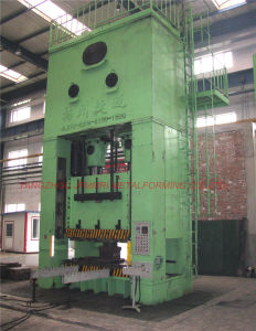 Widely Used H Frame Two Point Eccentric Press Machine with ISO9001