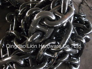 Stud Anchor Chain with Shackle Cm490 Cm690 pictures & photos