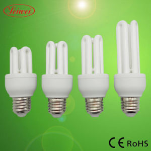 3u 7W 11W 15W 18W 20W U-Shape Energy Saving Light, Lamp pictures & photos