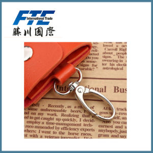 Promotional Leather with Custom Leather Key Holder pictures & photos