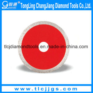 Hot Press Diamond Cutting Saw Blade for Marble pictures & photos
