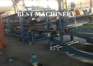 Wall and Roof Panel PU Sandwich Panel Making Machine Production Line pictures & photos