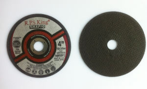 """4 """"Inch 100X1.2X16 Grinding Wheel (CUTTING STEEL) pictures & photos"""