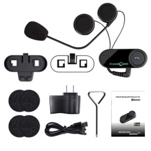 2017 Newest Bluetooth Motorcycle Waterproof Intercom pictures & photos