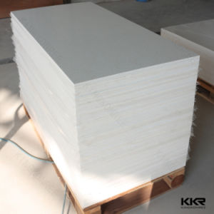 Kkr Acrylic Sheet 300 Colors 12mm Solid Surface pictures & photos