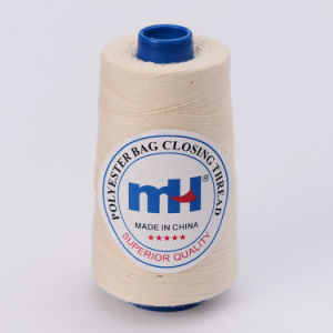 High Strength Cheap 100 Polyester Bag Closing Sewing Thread pictures & photos