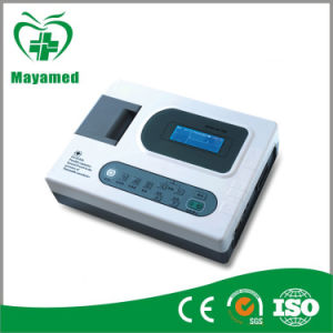 Ma8130A One Channel Large Screen ECG pictures & photos