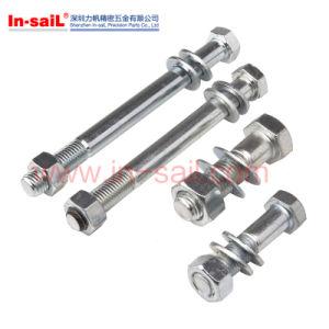 Made in China Fastener Supplier Flange Nut Bolt Manufacturer pictures & photos