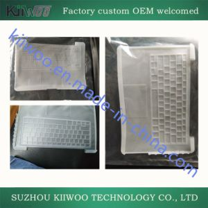 High Transparent Silicone Laptop Case Sleeve pictures & photos