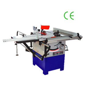 Professional Wood Cutting Sliding Table Saw pictures & photos