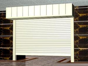 Flexon High Speed Garage Aluminium Window Roller Shutter Auto Door (Hz-FC0365) pictures & photos