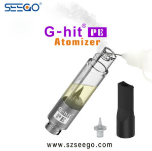 Hot Selling Seego G-Hit PE Kit Tank Vape Pen Kit Cbd Oil Cartridge with Top Quality pictures & photos