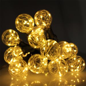 G40 Globe LED Bulb String Light for Holiday Decoration pictures & photos