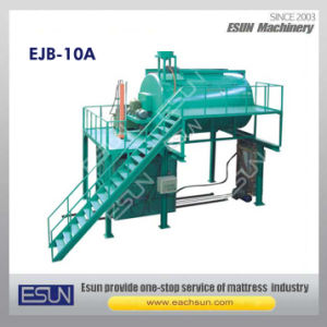 Ejb-10A Re-Bonding PU Foam Machinery pictures & photos