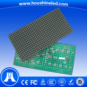 Digital Display Outdoor Single Color P10-1g DIP LED Display Light pictures & photos