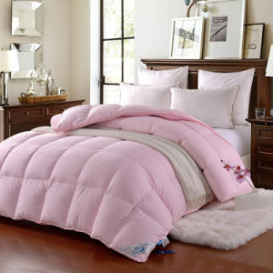 2-4cm Feather Comforter Cheap Feather Mattress Topper pictures & photos