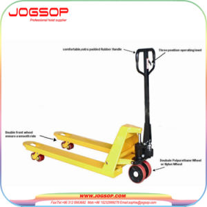 5 Tons AC Casting Hydraulic Hand Pallet Truck pictures & photos
