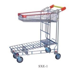 Shopping Cargo Trolley pictures & photos
